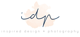 Inspired Design and Photography logo